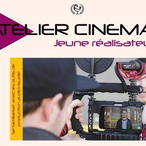 Atelier ciné – Jeune réalisateur