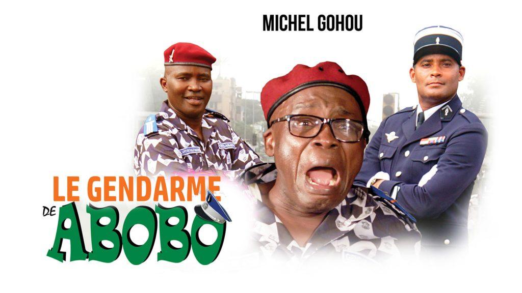 LE GENDARME DE ABOBO   FILM D'OUVERTURE