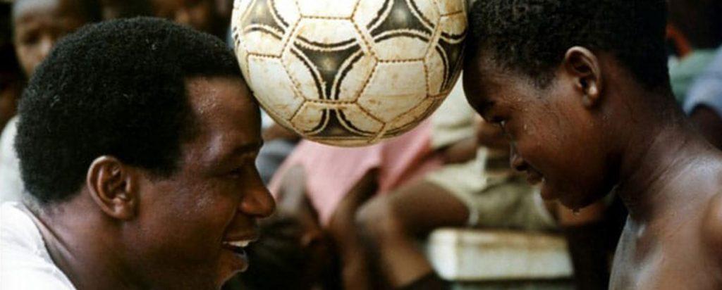 Le ballon d'or africain