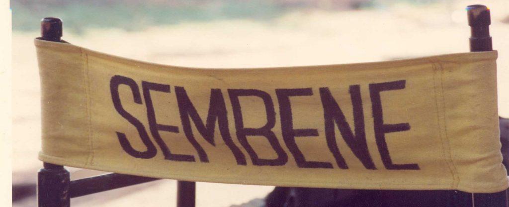 Leçon de cinéma de Sembène